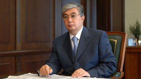 Токаев выразил соболезнования парламенту и народу Кыргызстана