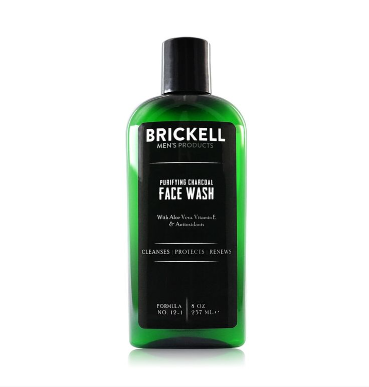 Purifying Charcoal Face Wash