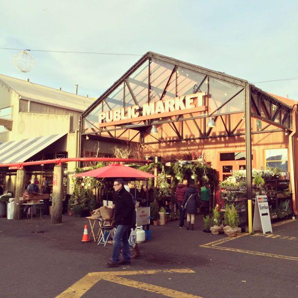 Granville Island - The Public Market
