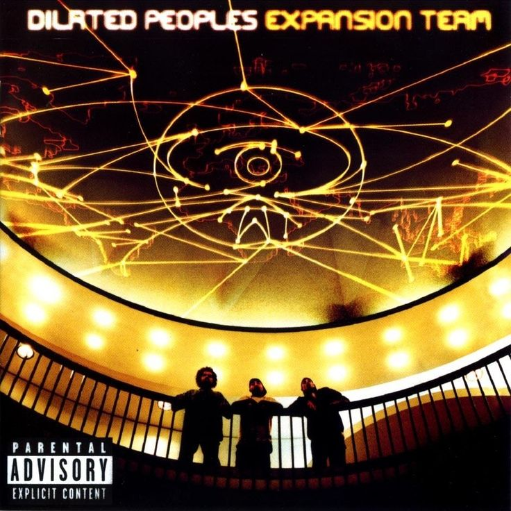 Dilated Peoples - Expansion Team [930 x 930]