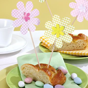 para sua mesa de Páscoa: Home, Deco Table, For Your, Decoration, Easter, Table