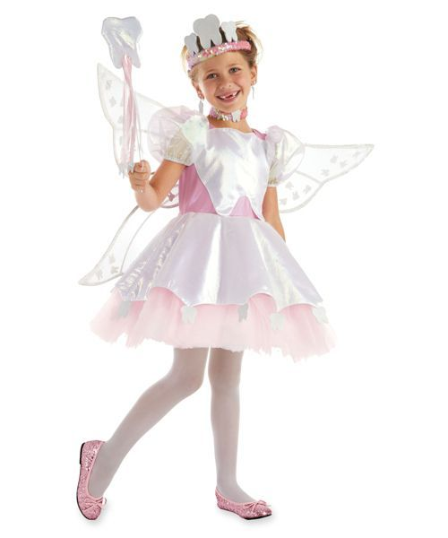 tooth fairy costume girls