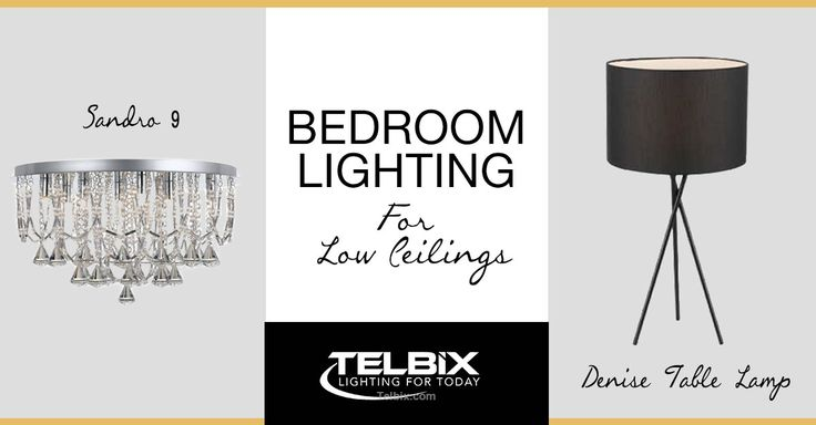 The Ultimate Bedroom Lighting Design Ideas For Rooms With Low Ceilings  See more at our website www.Telbix.com  #telbix #telbixlighting #lights #lighting #homedecor #homedecorating #home #decor  See more of our range on our website!
