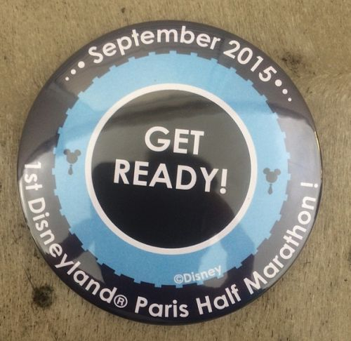 Rumors about a Disneyland Paris Half Marathon for September 2015... I guess time will tell if they're true or not!