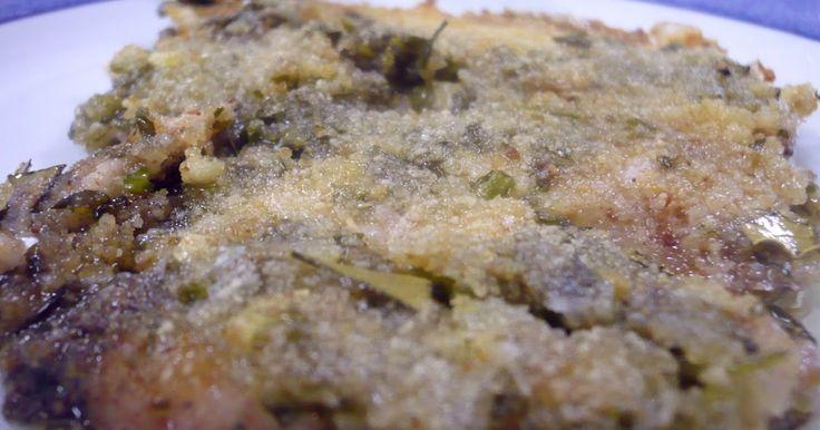 LE RICETTE DI NANI: Filetti di sardine al forno