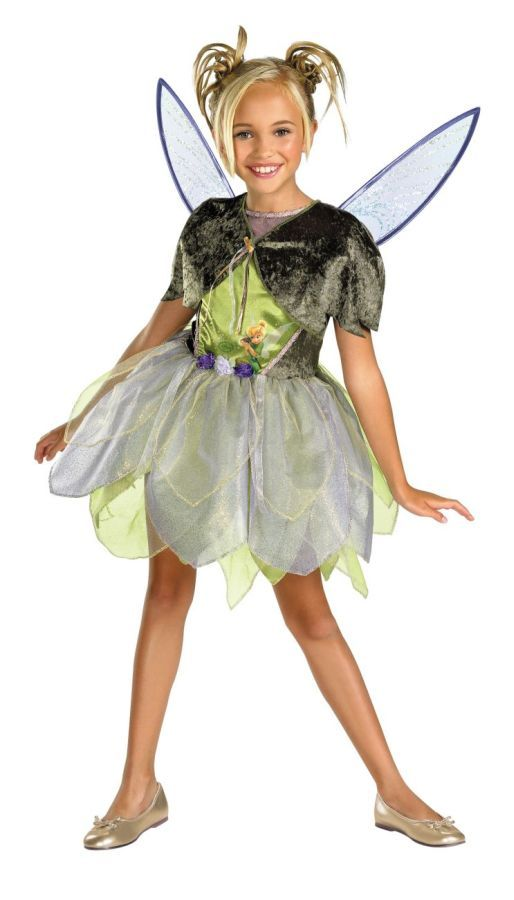 Awesome Costumes Tinker Bell Child Costume just added...