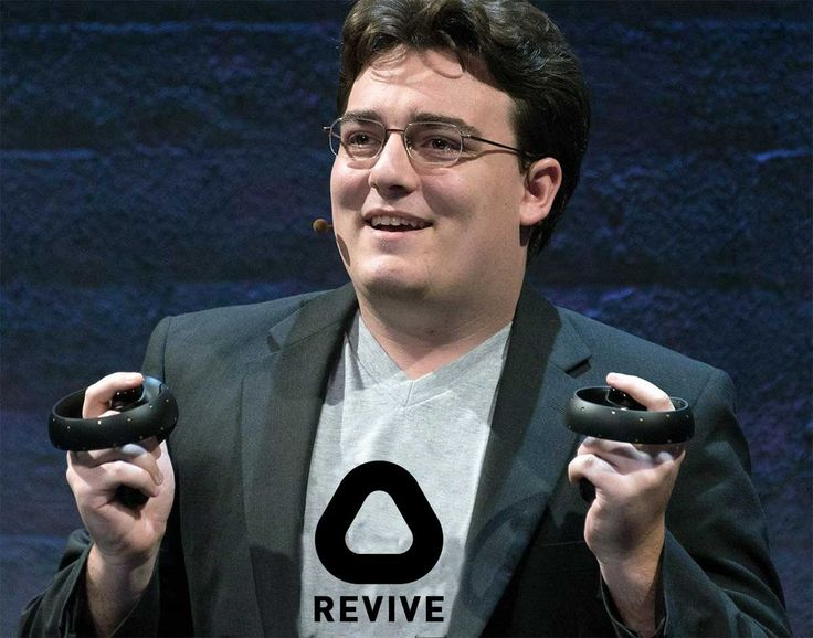 Palmer Luckey is contributing to the Revive project with $2,000 a month  https://www.vrcircle.com/palmer-luckey-is-contributing-to-the-review-project-with-2-000-a-month/