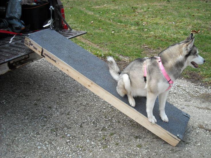 Dog Ramp Plans: Plan For Dog Ramp
