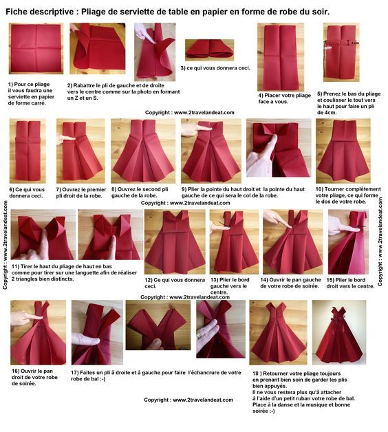 1000  ideas about pliage serviette en papier on pinterest
