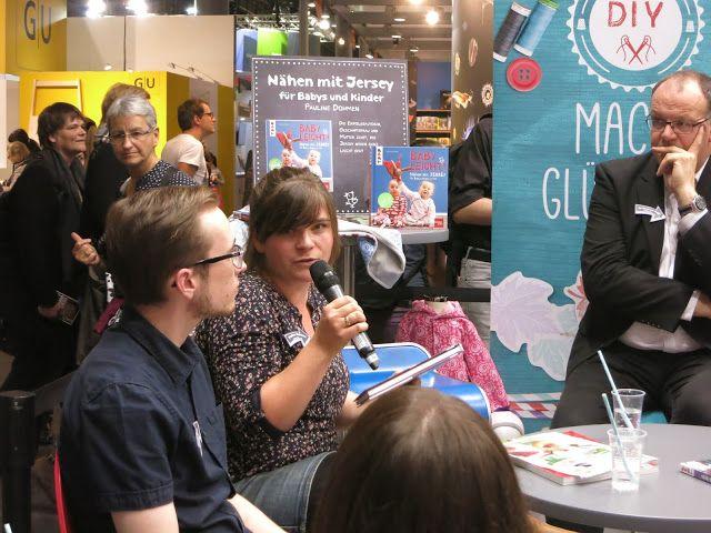 Krumme Naht: Ich war auf der Frankfurter Buchmesse: Mein erstes Bloggertreffen