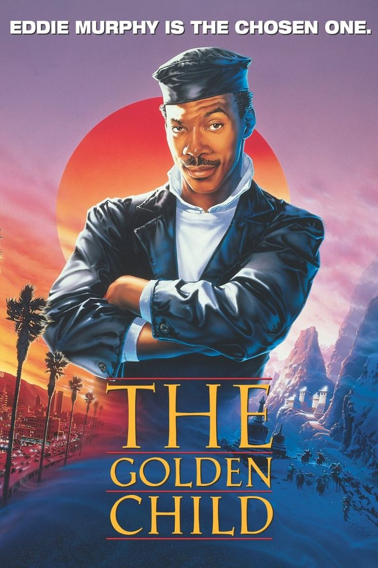 """Eddie Murphy followed up his Beverly Hills Cop success with this fantasy adventure that plops him right into the land of Ray Harryhausen and Indiana Jones. The plot revolves around a God-like youngster (J.L. Reate) known as a """"golden child,"""" who has been"""