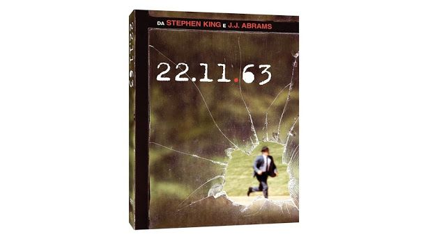STEPHEN KING ONLY: 22.11.63 - Dal 6 dicembre disponibile in Blu-Ray e...