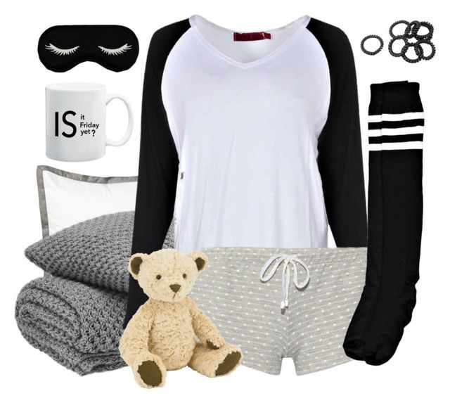"""sleepwear"" by jazminonly on Polyvore"