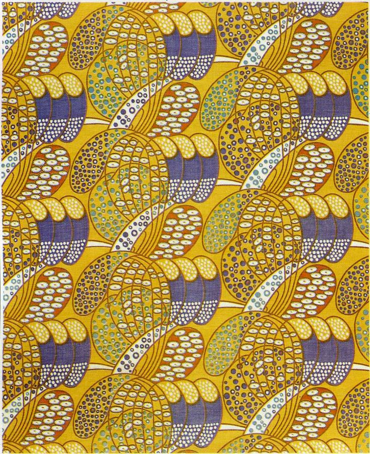 39 stylized daisies 39 textile design by charles rennie mackintosh produced in 1922 art design. Black Bedroom Furniture Sets. Home Design Ideas