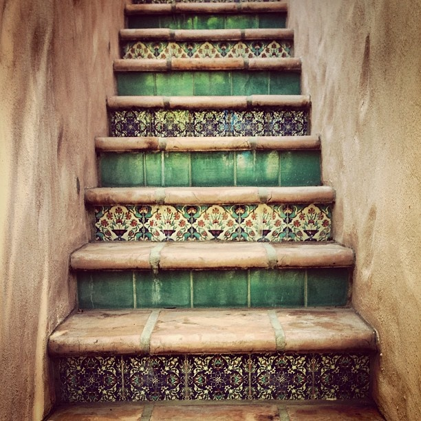 Put Tile On Any Stairs