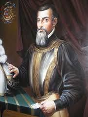 294 – (1543) Blasco Nuñez de Vela, Fue nombrado primer Virrey del Perú en 1543, con la tarea de hacer cumplir las Leyes Nuevas redactadas para poner fin a los abusos cometidos con los indígenas por parte de los encomenderos. De buen parecer y gentil presencia, pero intransigente con lo sucedido, exageró en su celo de hacer cumplir tales ordenanzas y fue depuesto de su cargo por la Real Audiencia de Lima, la cual entregó el poder a Gonzalo Pizarro (1544).