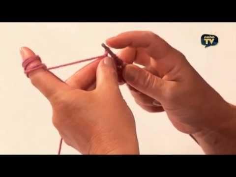 Tunus işi Örgü Yapılışı Anlatımı - YouTube