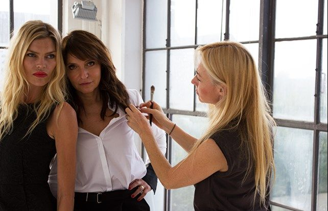 Shoot med Susanne Bier & Lykke May