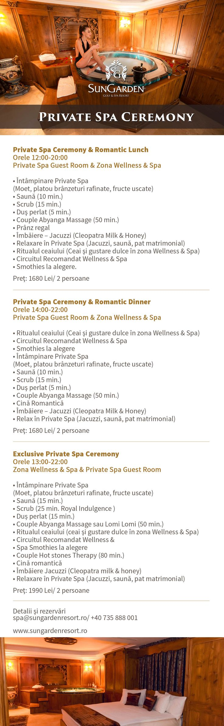 NEWSLETTER Private Spa Ceremony 1
