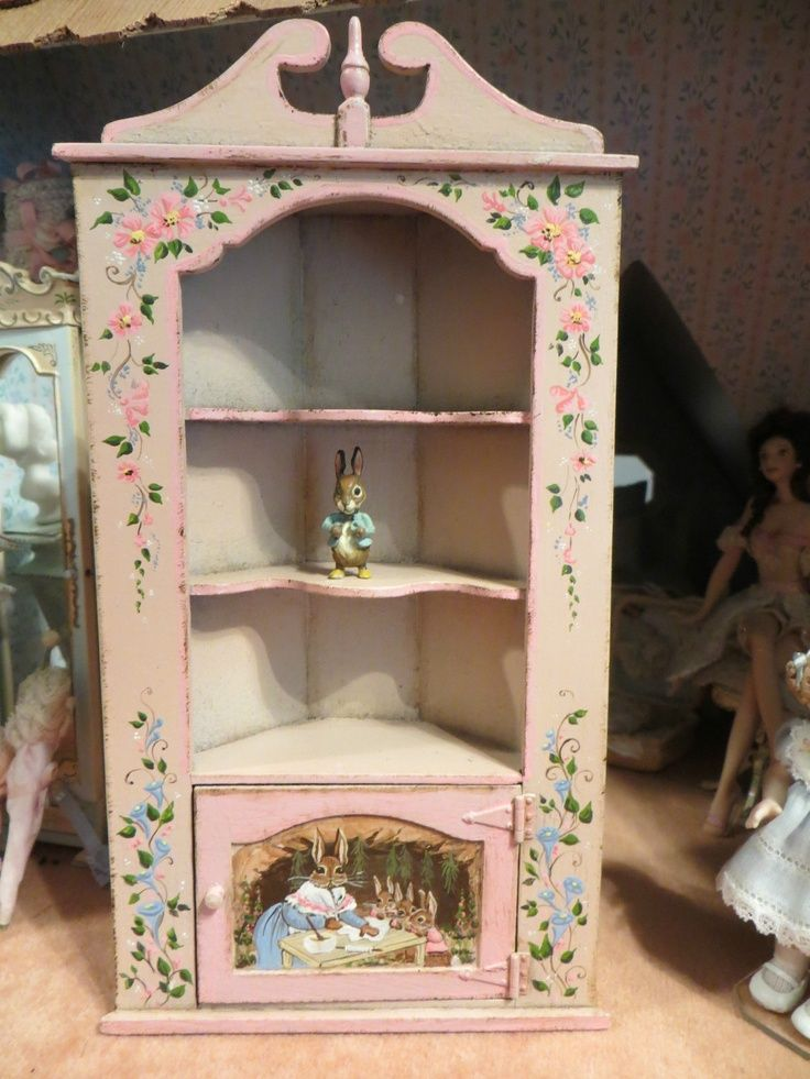 462 best images about Miniature dollhouse furniture people and