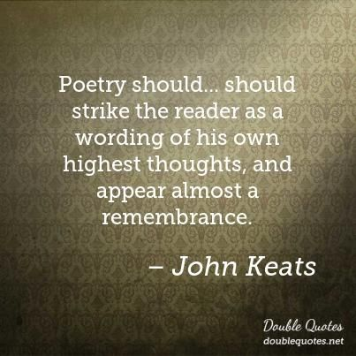 Image result for john keats poems
