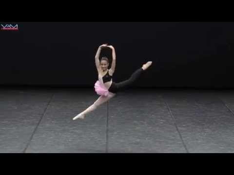 Qué sucedería si mezclaras ballet con hip hop