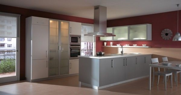 The 25 best cocinas modulares ideas on pinterest for Cocinas modulares
