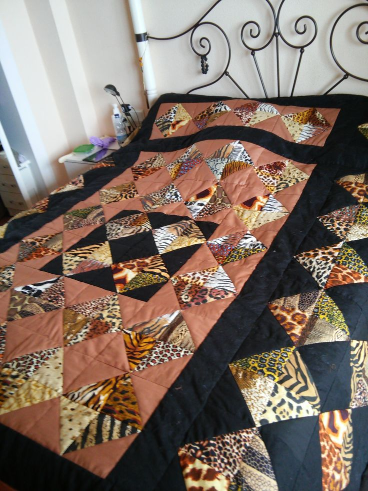 38 besten Couvre lits et plaids, bed spreads and plaids, patchwork ...