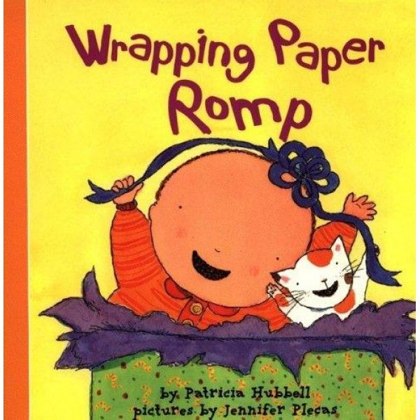 wrapping paper romp (harper growing tree)