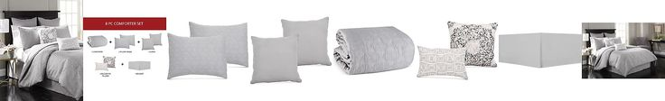 Hugo 8-Pc. Comforter Sets