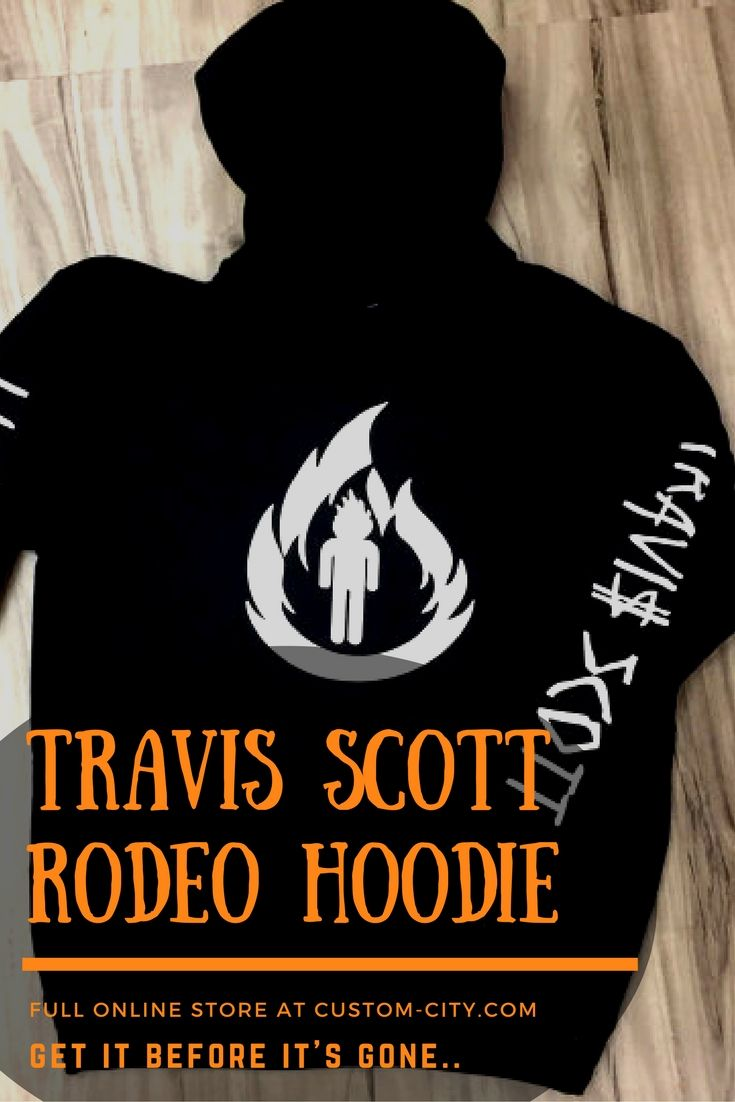 Travis Scott Rodeo Hoodie Sale - He goes platinum, remastered & also on Apple Music!  This hoodie is the style you need for back to school looks. Get it HERE   #travisscott #rodeo #offset #yearsafterrodeo #weeknd #pray4love #platinum #remastered #applemusic #apple #itunes
