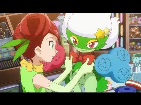 Pokemon X and Y Capitulo 60 || Kalos Queen - Serena hace su debut |