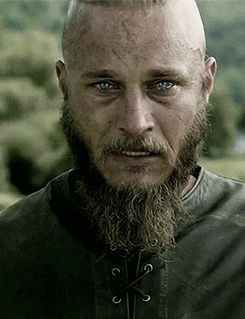 Ragnar, most expressive eyes ever.