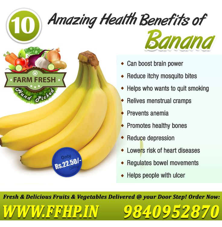 Farmfresh Vegetables: Amazing Health Benefits Of Banana!