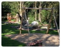 Spielplatz beim Tauglwald