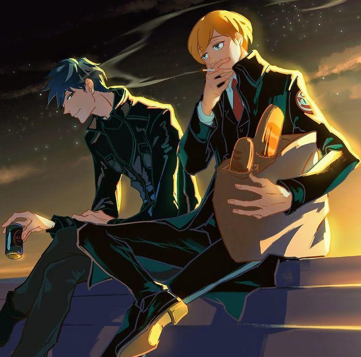 Jean et Nino