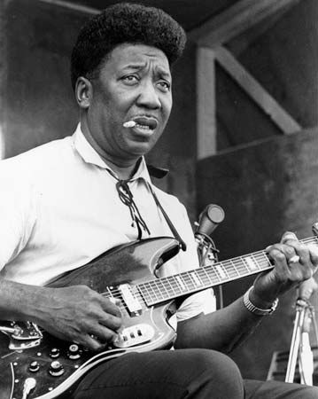 Muddy Waters. Just beginning with Pinterest and sharing some of the artists I enjoy.