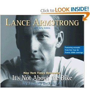 Lance Armstrong - Im right in the middle of this and loving it!