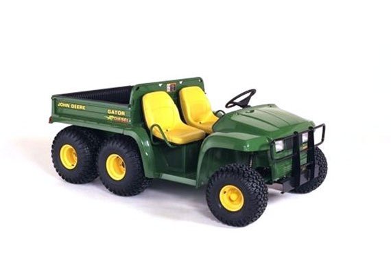 Powder Mill Equipment: John Deere Gator Utility Vehicles