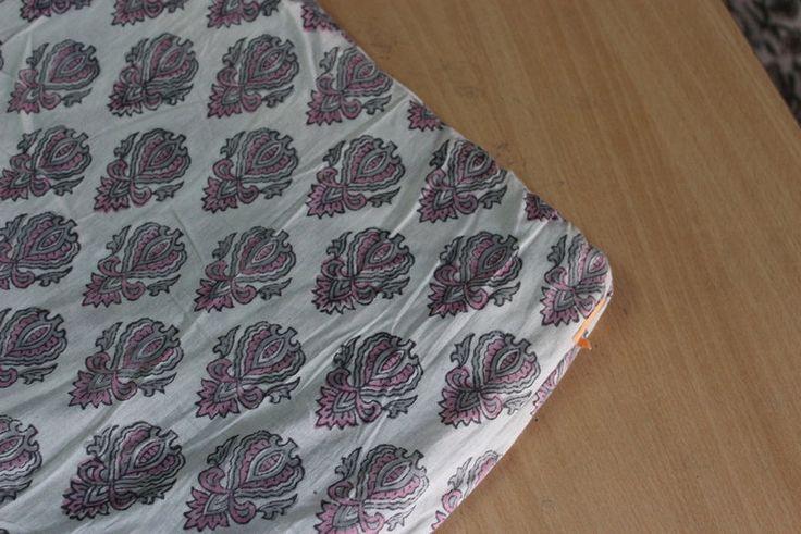 5 Yard hand block printed cotton fabric- soft cotton Printed Fabric by BLOCKPRINTFABRIC on Etsy