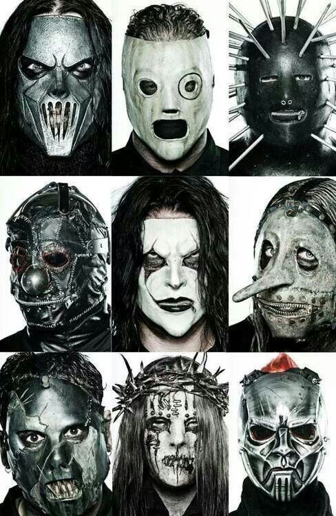 Slipknot. ♥♥♥. #corey taylor #slipknot