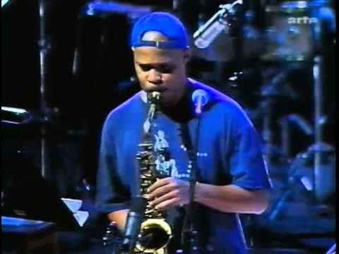 Steve Coleman and The Council of Balance, Sam Rivers - La Villette, Pari...