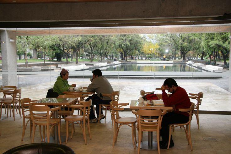 Galería - Cafe Literario Parque Bustamante - 12