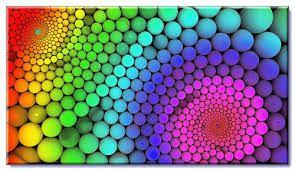 Billedresultat for абстрактные цветочные картины в 3d