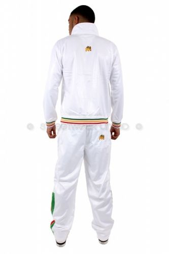 Raw Blue Full Zip Rasta Tracksuit | Global Streetwear Online Store for Urban, Hip hop Fashion Clothing