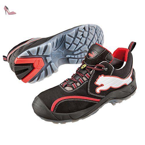 Puma 640900.39 Viking Chaussures de sécurité Low S3 ESD SRC Taille 39 - Chaussures puma (*Partner-Link)