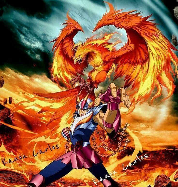 Phoenix Bird, Painting, Art
