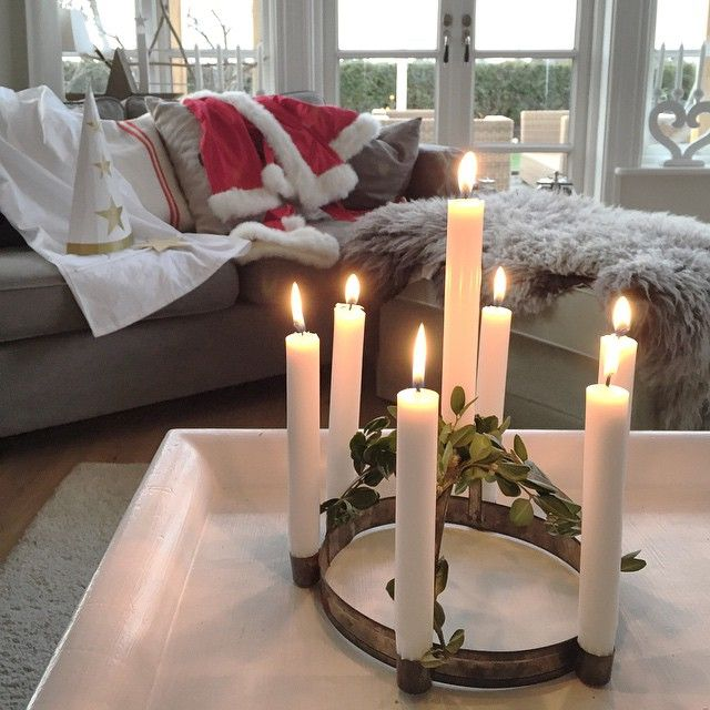 Lucia • Scandinavian Christmas• Skandinavisk jul •