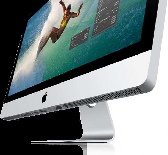 New iMacs coming!