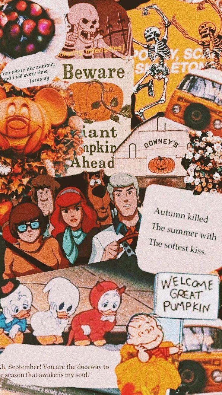 Aesthetic Halloween Background Iphone